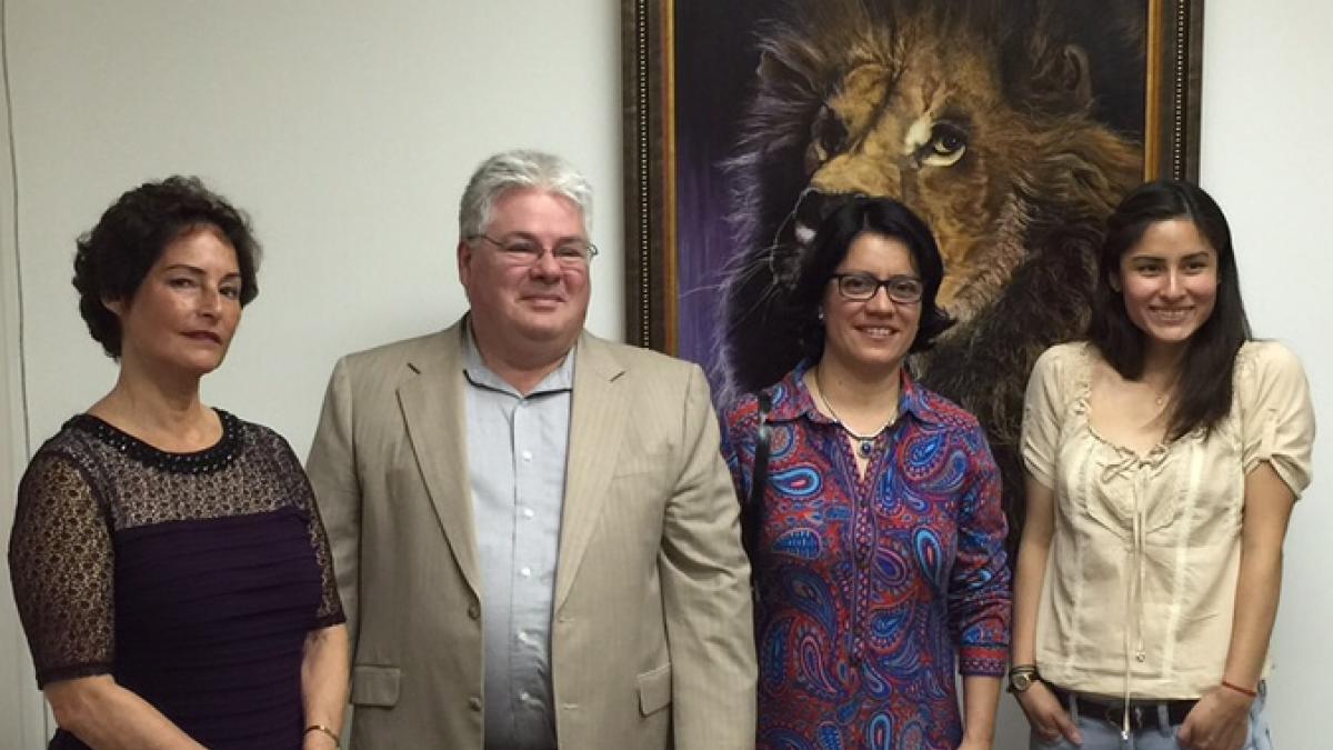 Trois artistes latino américaines en exposition au bureau du député fédéral de Louis-Hébert à Québec