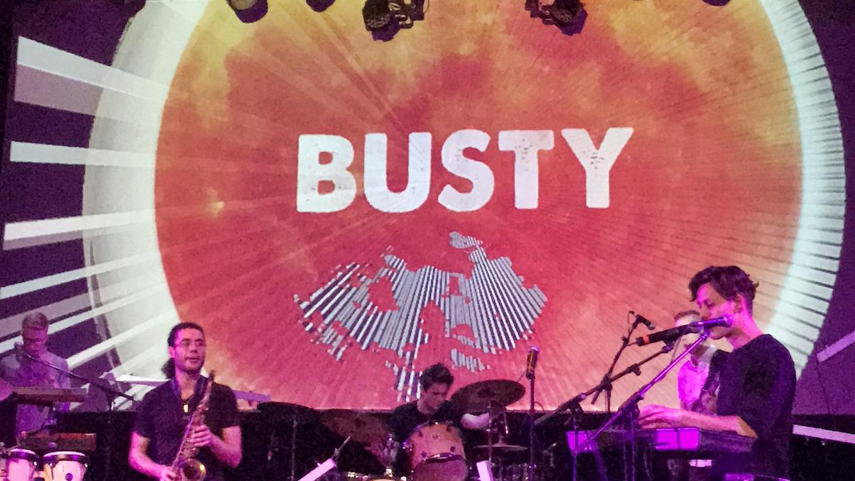 Busty and the Bass - Montréal - Crédit photo Catherine Matusiak