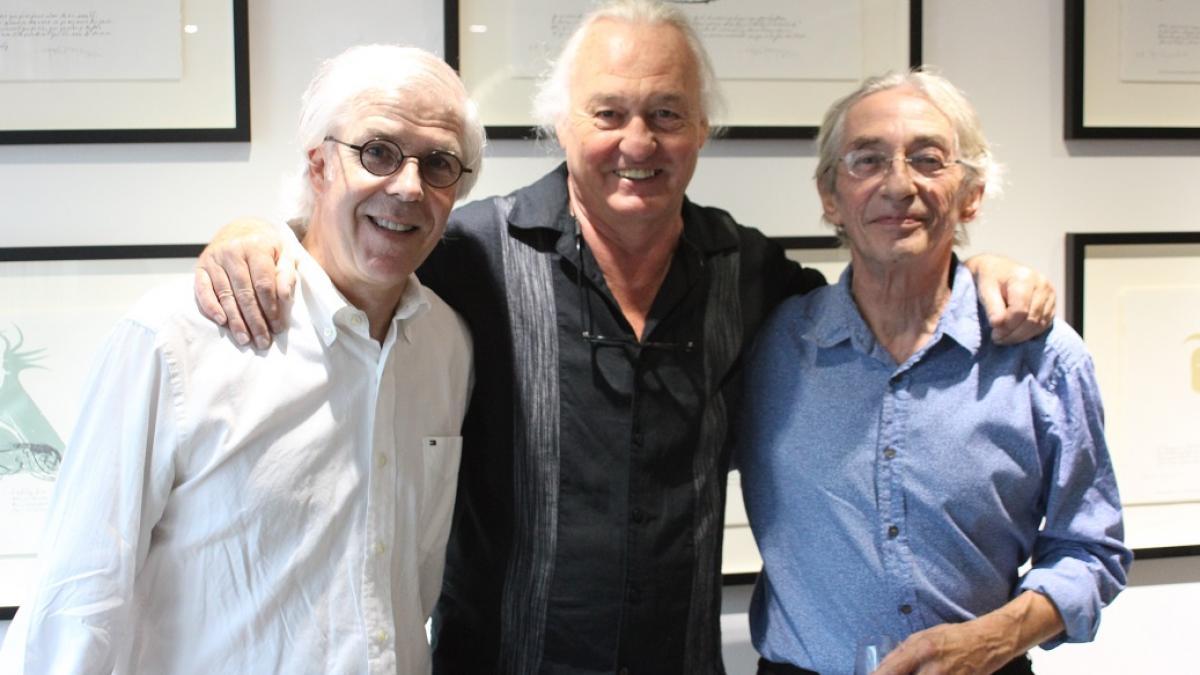Richard Desjardins, Yves Paquin