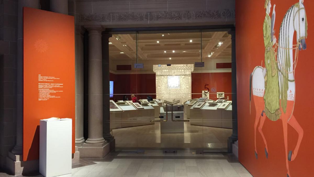 Inde. Miniatures du sud de l'Asie du San Diego Museum of Art