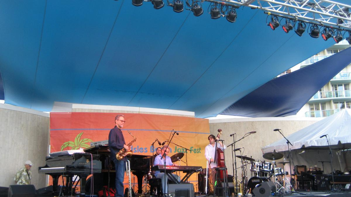 Le Festival de jazz de Sunny Isles Beach