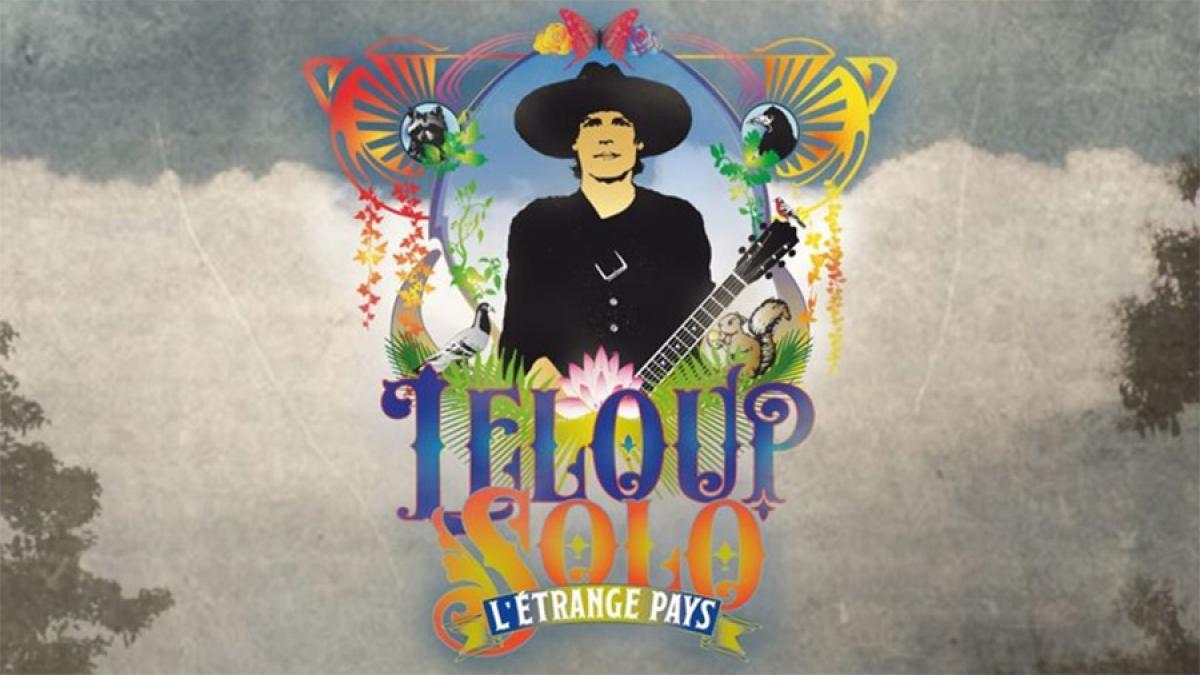 Jean Leloup annonce la parution de «L'étrange pays»