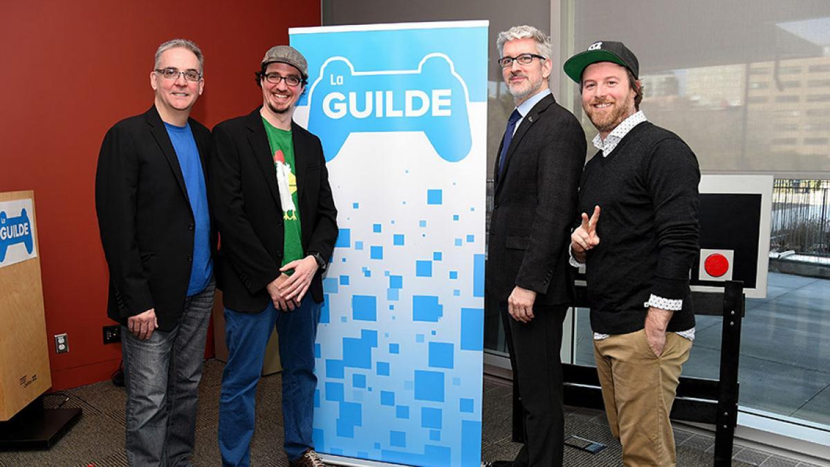 Jean-Martin Aussant devient directeur général de la Guilde des développeurs de jeux vidéo indépendants du Québec