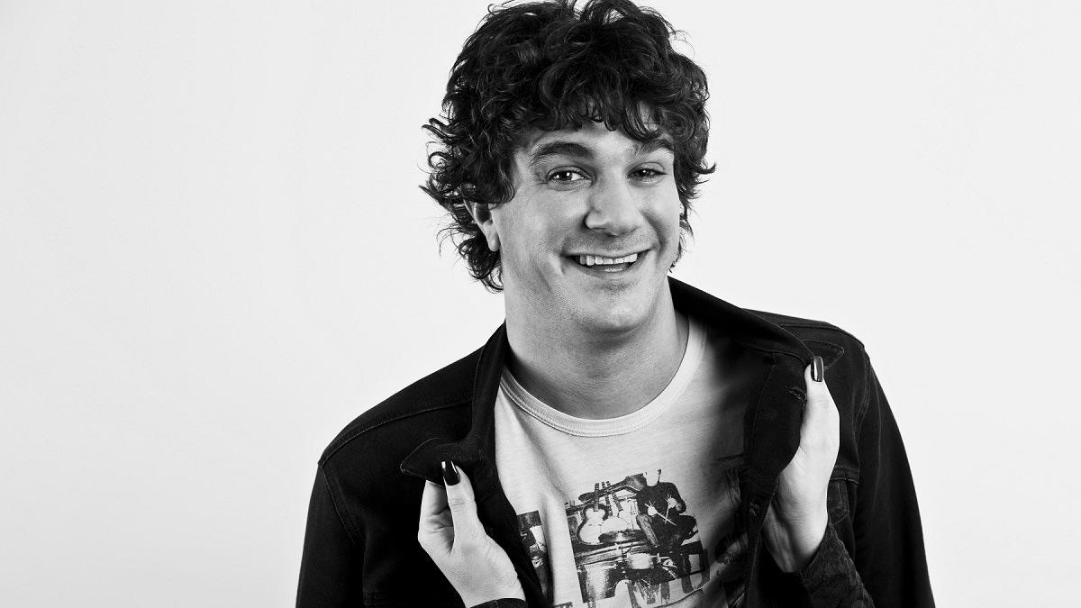 Jérôme Charlebois présente l'album «Fun noir»