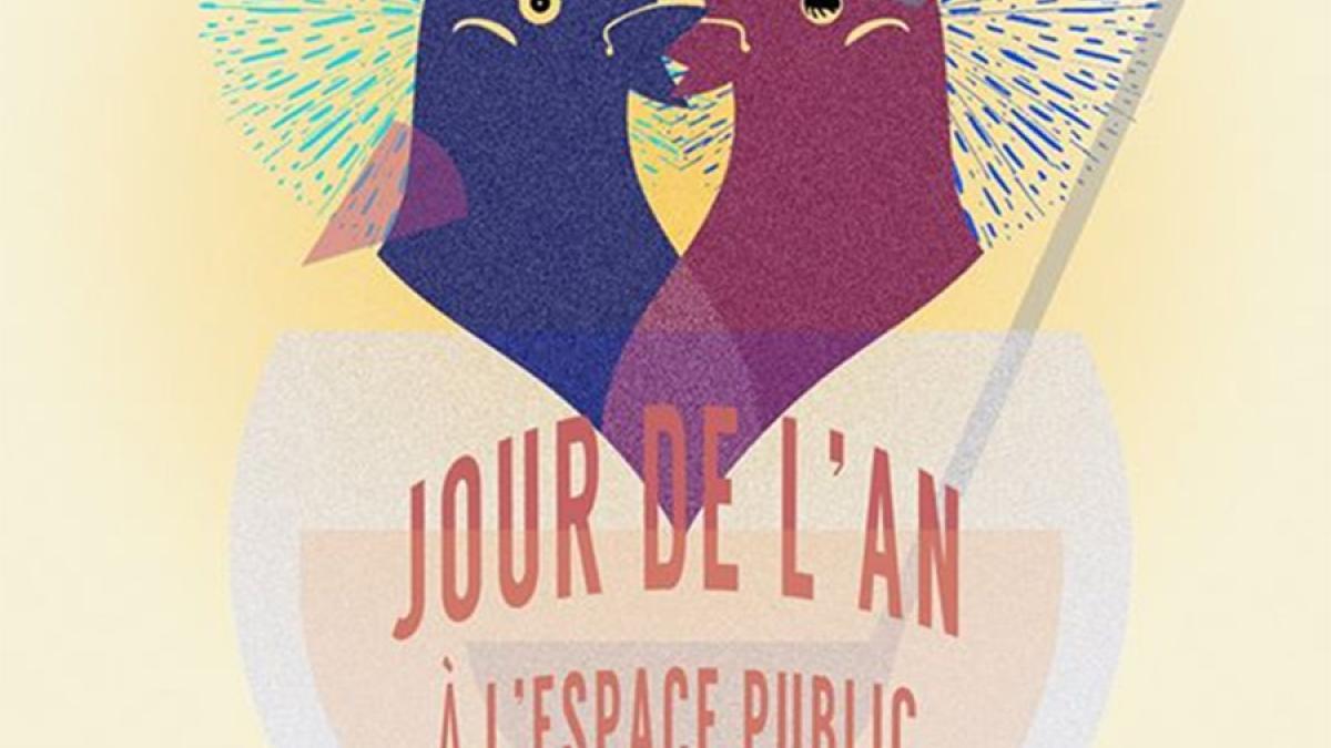 Jour de l'An à L'Espace Public - Brasseurs de quartier