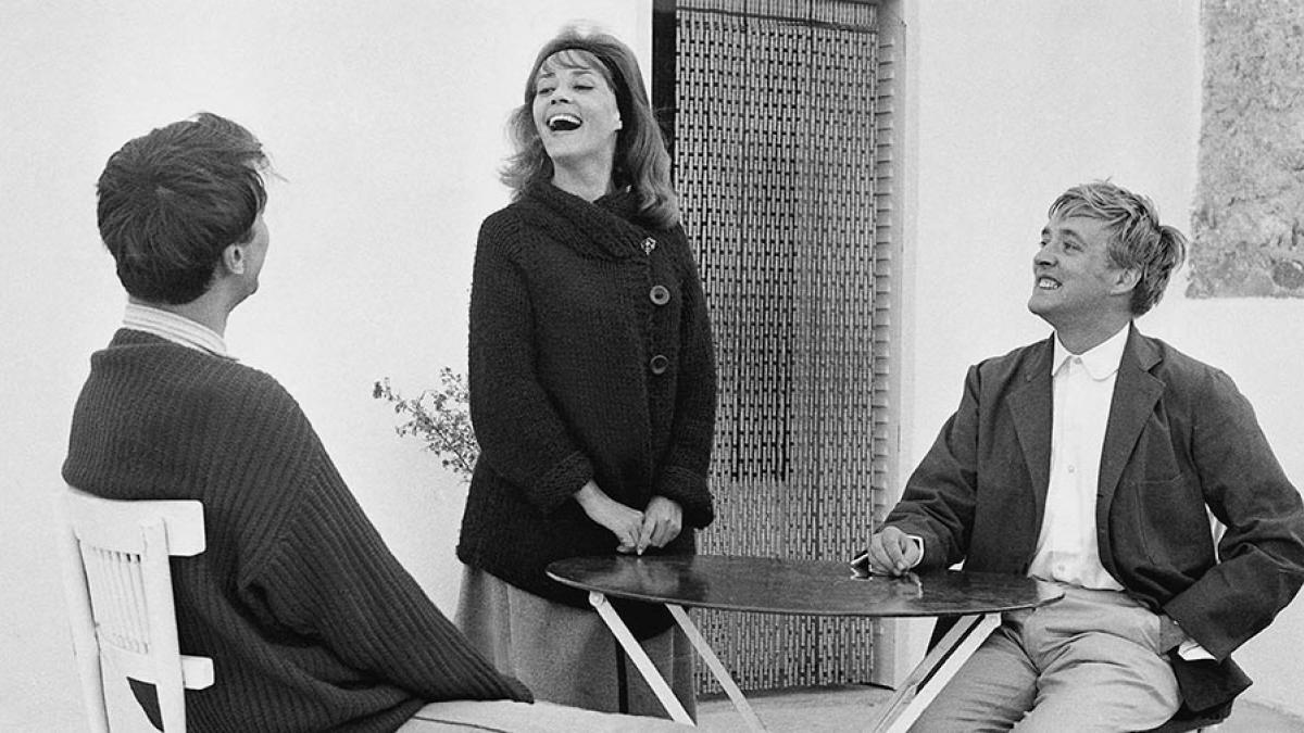 Jeanne Moreau dans «Jules et Jim»