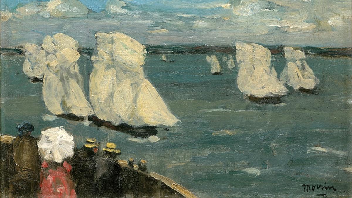 J.W. Morrice au Musée d'art de Joliette dès le 2 février 2019