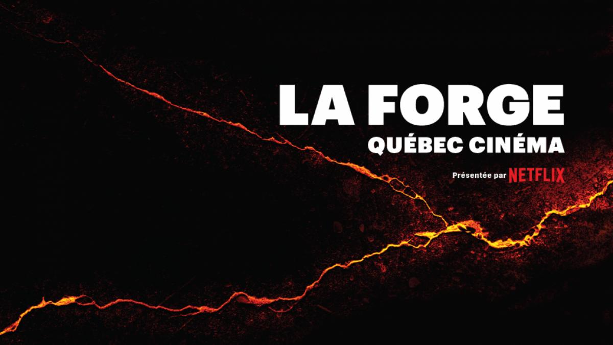 Lancement de La Forge Québec Cinéma