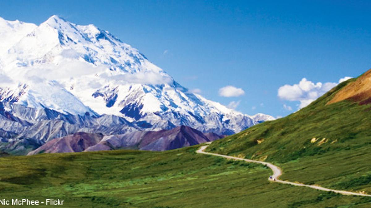 L'Alaska en vedette chez Ulysse