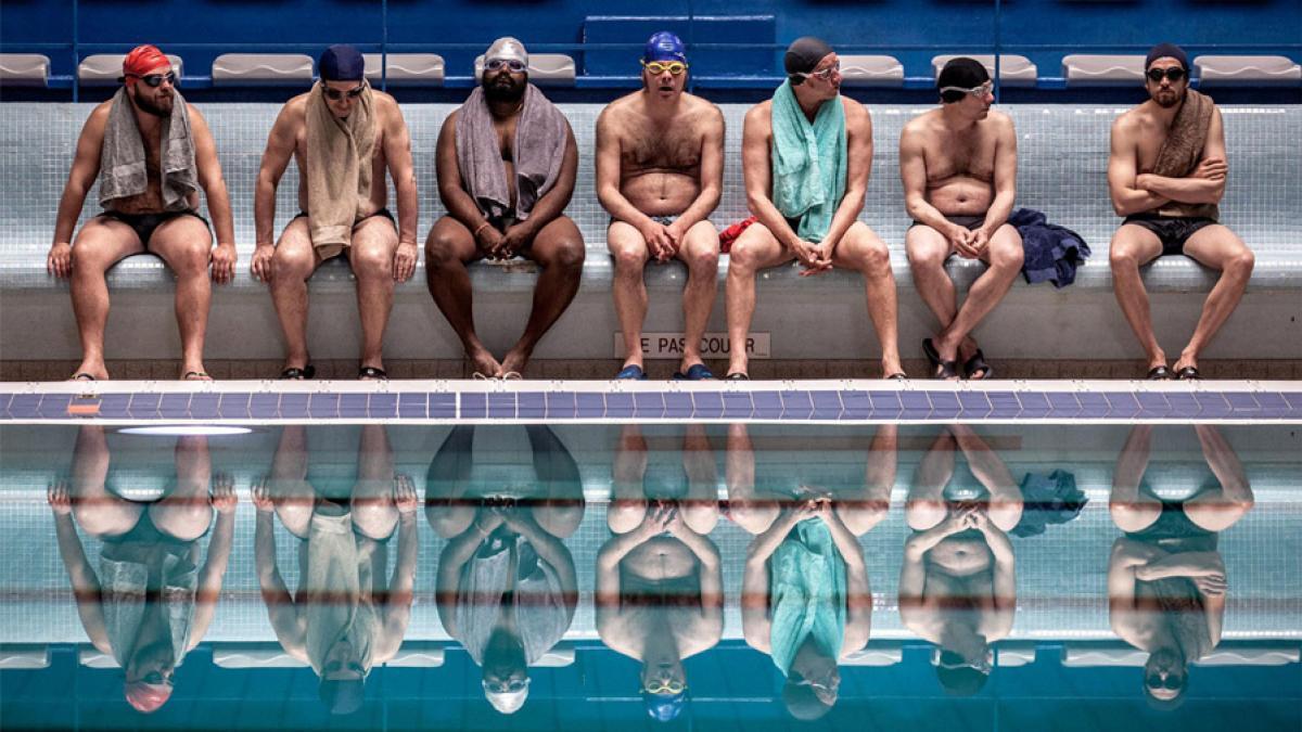 «Le grand bain» remporte le Prix du public Mel Hoppenheim de la 24e édition du festival Cinemania