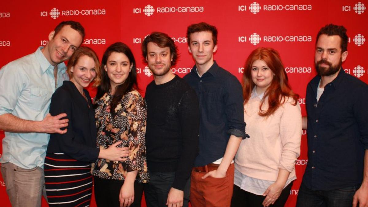 Le Nouveau show : les talents de SNL Québec à la SRC