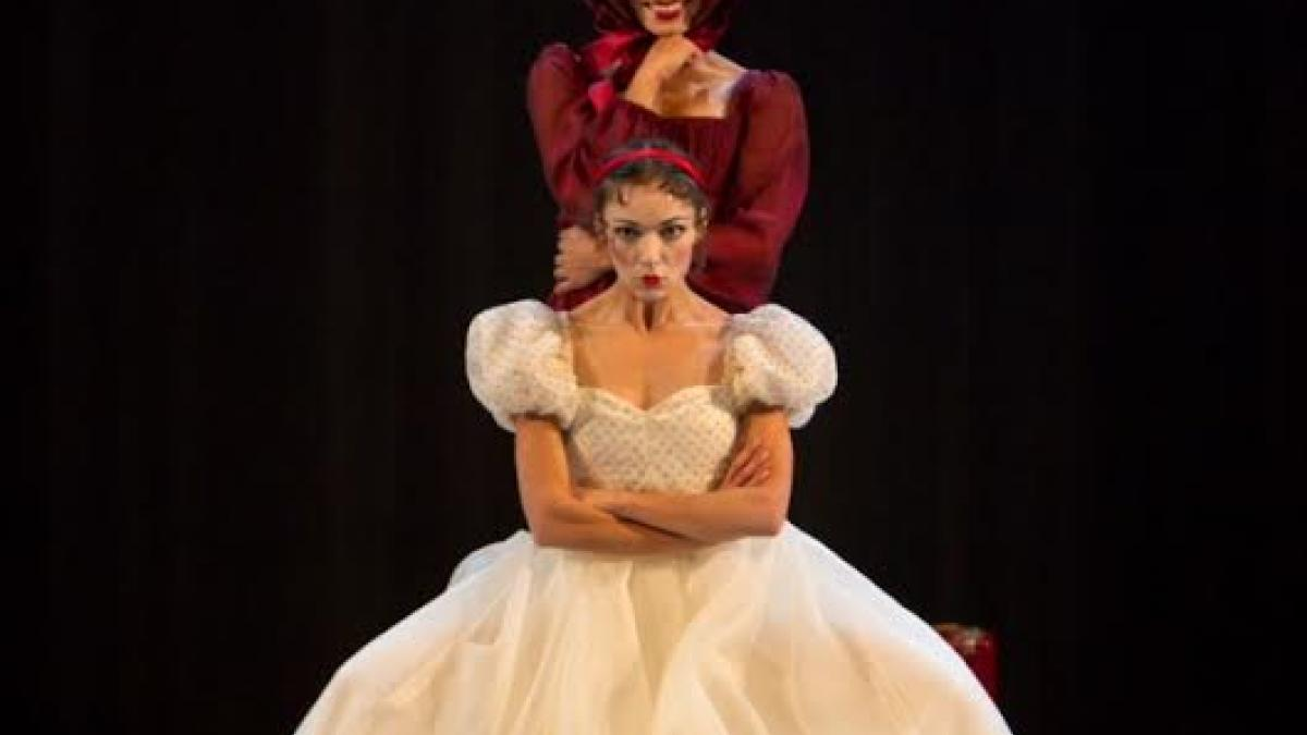 Leonce et Lena Les Grands Ballets 2014-2015 - photo : John Hall
