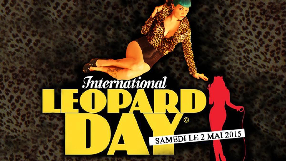 Journée internationnale du Léopard