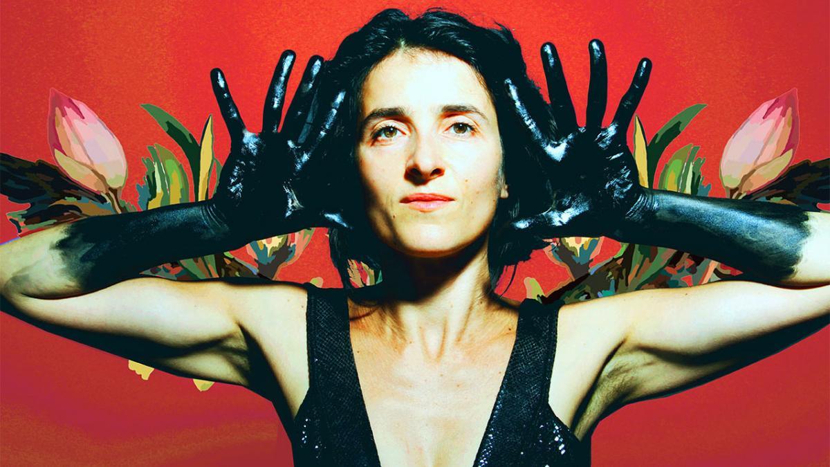 Marjolaine Karlin entre maloya et pop yiddish avec Tatoo Toota