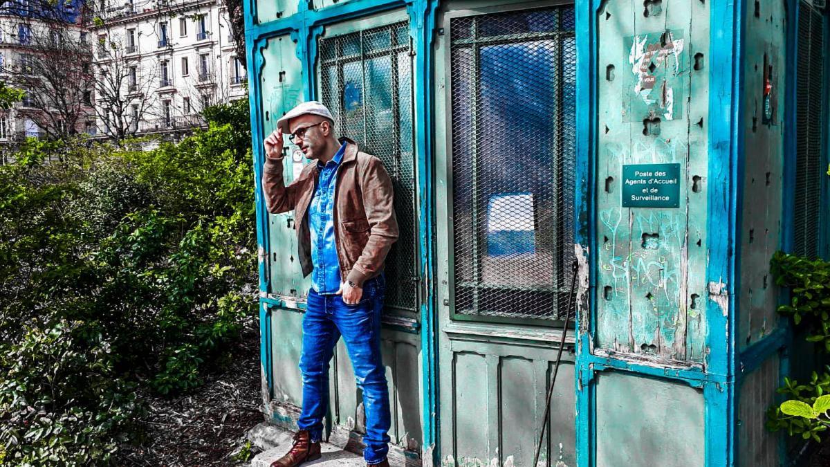 Marc Fichel sort la vidéo de La Boite à Musique