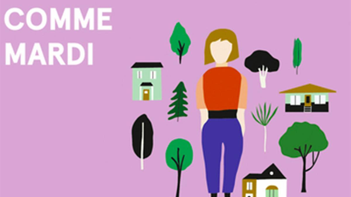 Parution de «Mardi comme mardi», premier roman de Michèle Nicole Provencher