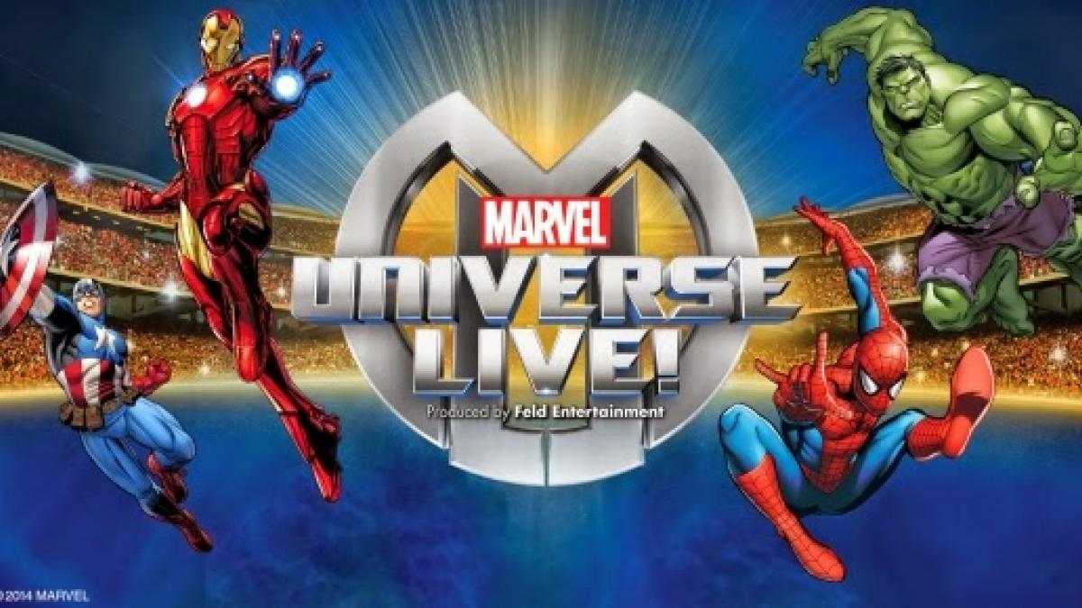 marvel spectacle montreal