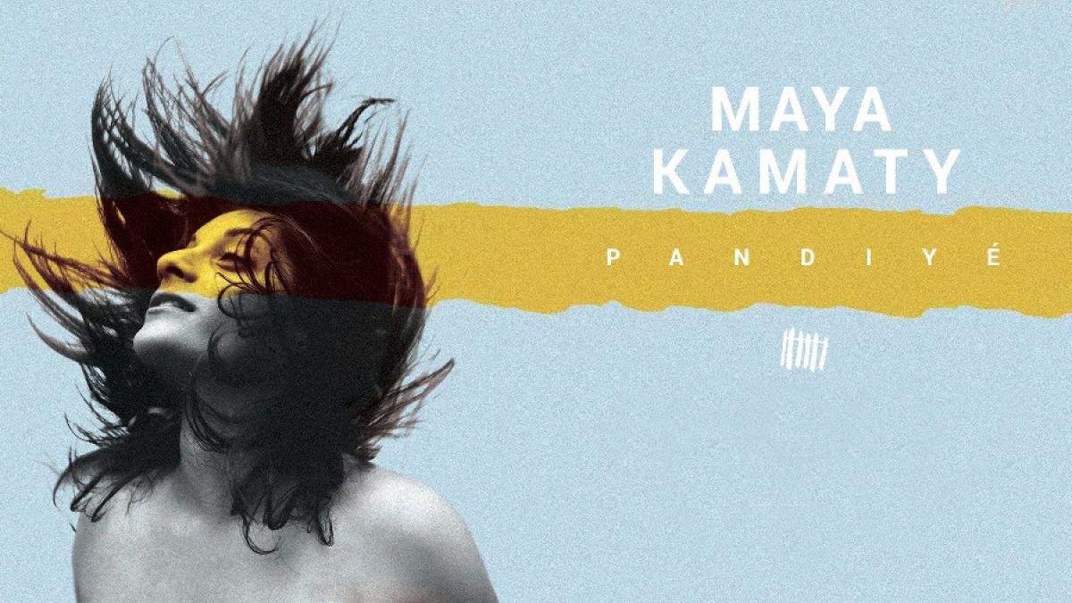 Maya Kamaty, nouvel album Pandiyé