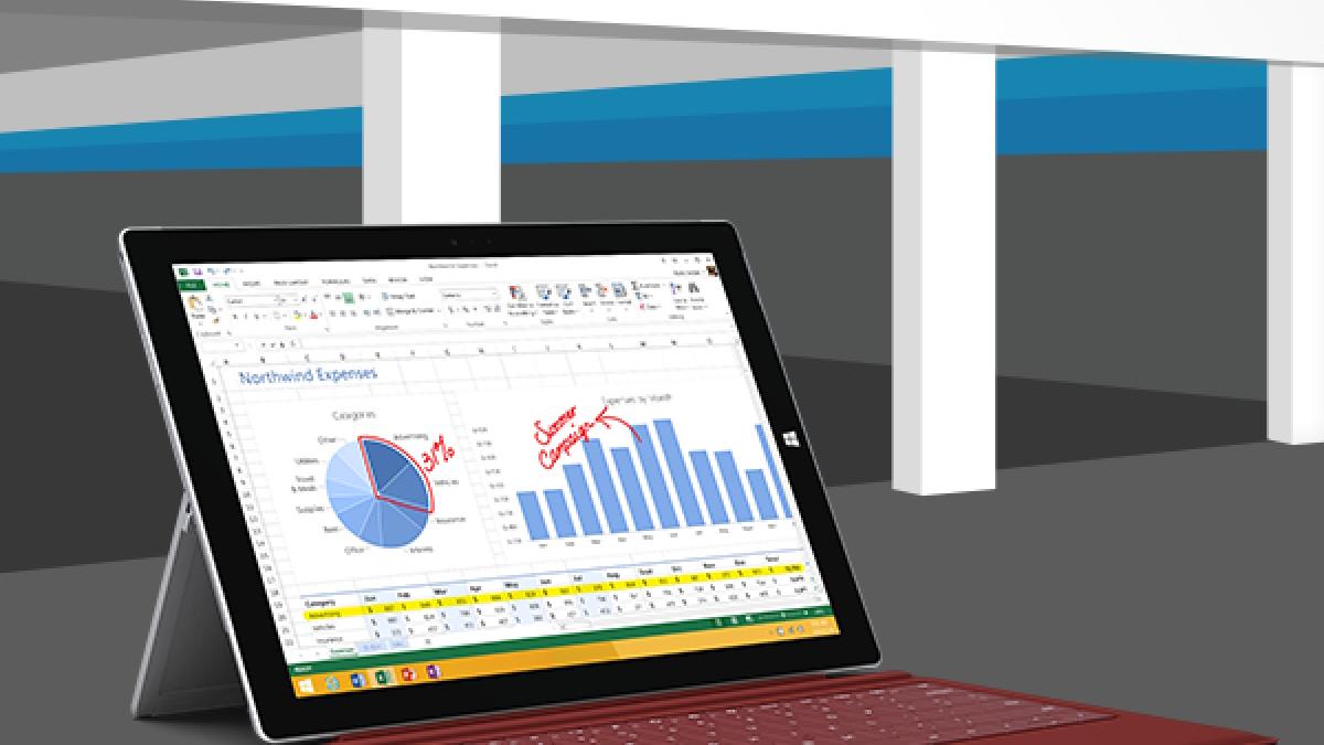 La tablette Microsoft Surface Pro 3 arrive à Montréal