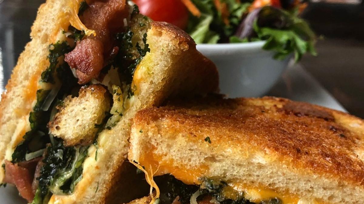 Le Mois du grilled cheese est de retour pour une 3ème année au L'Gros Luxe