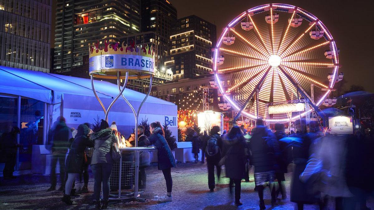Montréal en Lumière : dévoilement de la programmation extérieure et de la Nuit blanche
