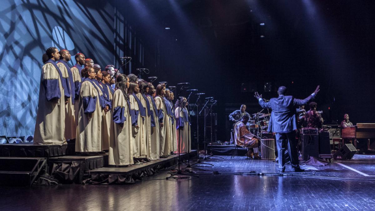 FIJM - Montreal Jubilation Gospel Choir