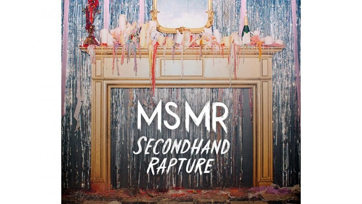 Le second opus de MS MR, Secondhand Rapture, sortira le 14 mai