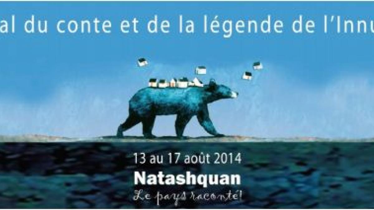 Festival du conte et de la légende de l'Innucadie 2014