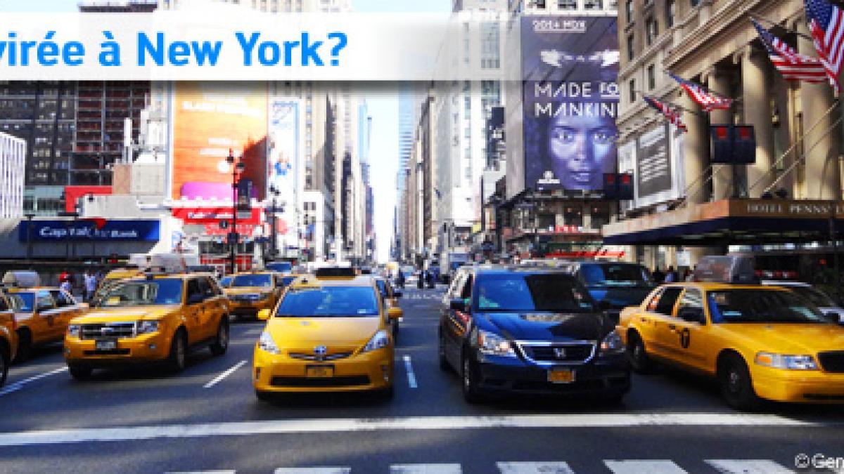 New York en vedette chez Ulysse