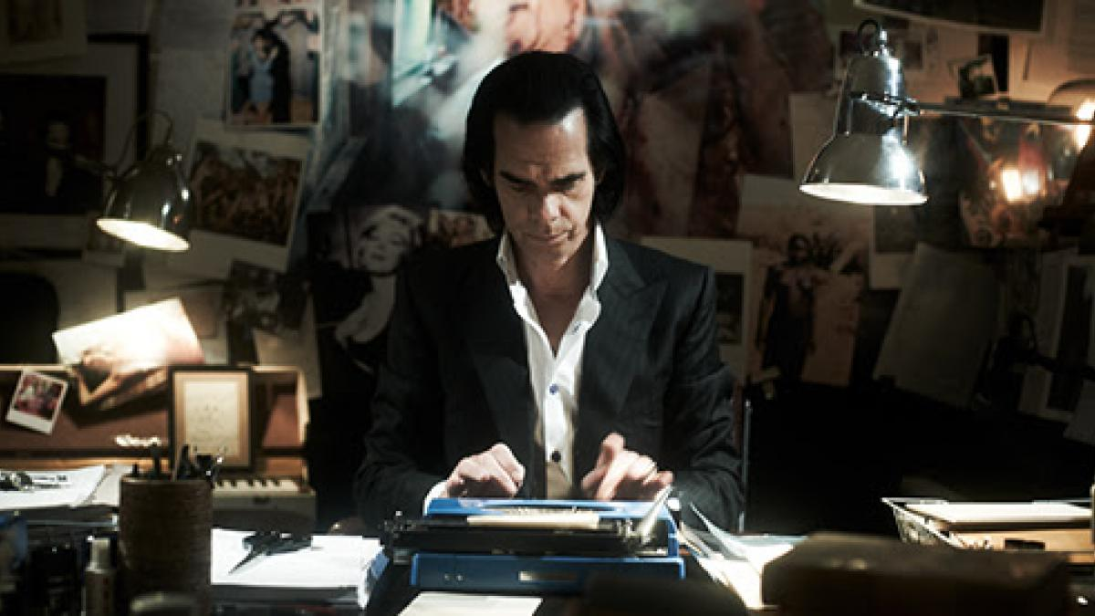 Nick Cave 20,000 DAYS ON EARTH