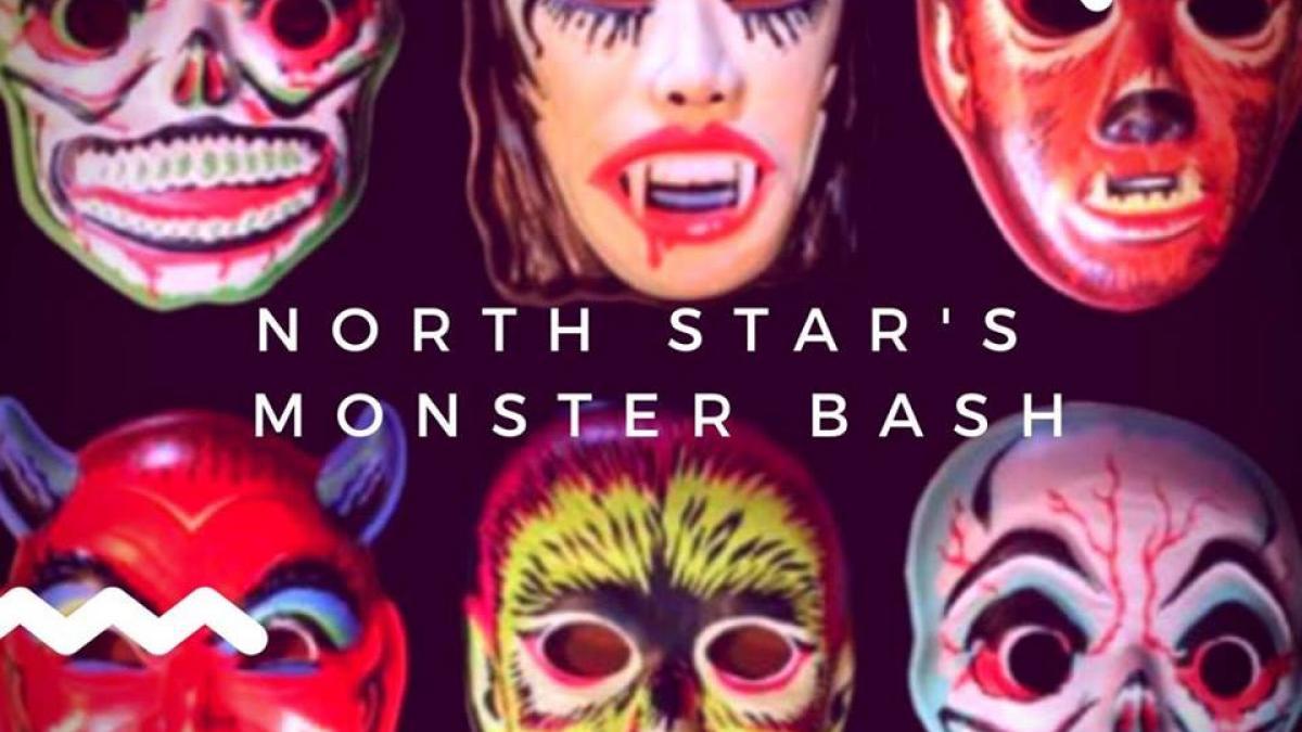 Halloween monstre chez North Star Machines à Piastres