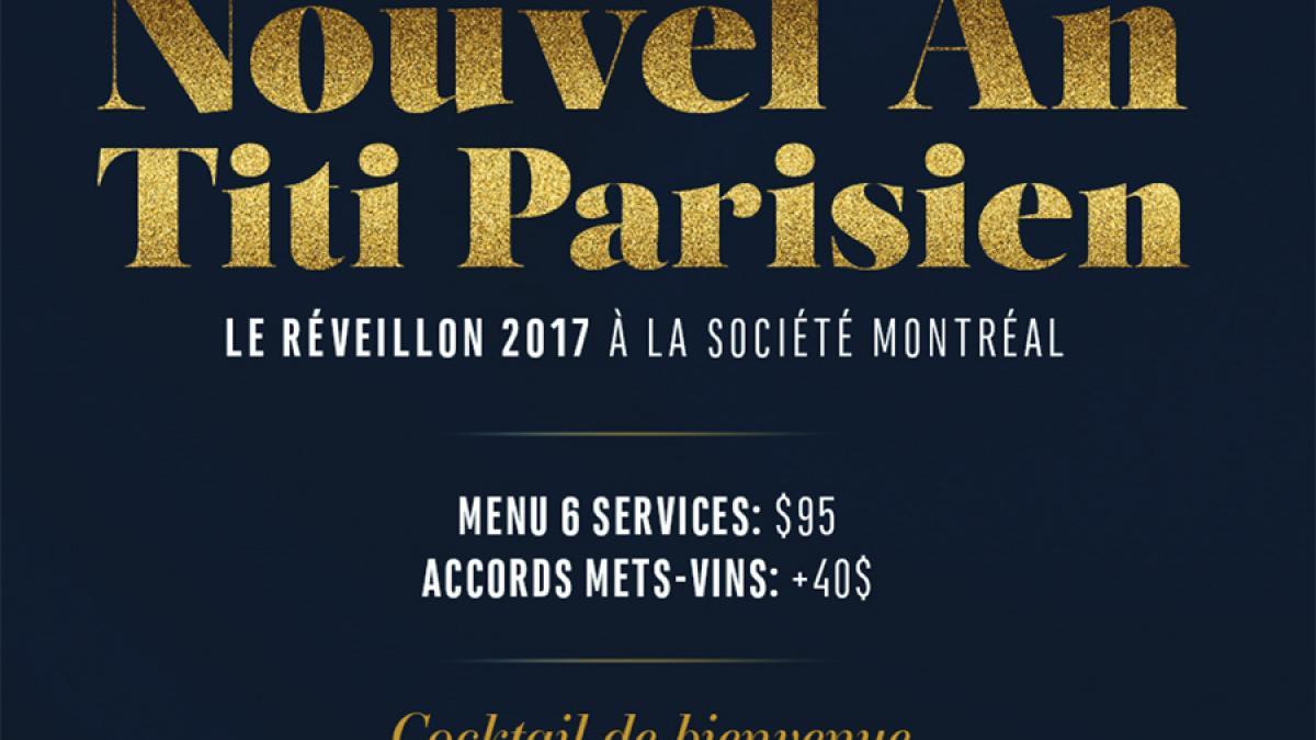 Nouvel An Titi Parisien à La Société