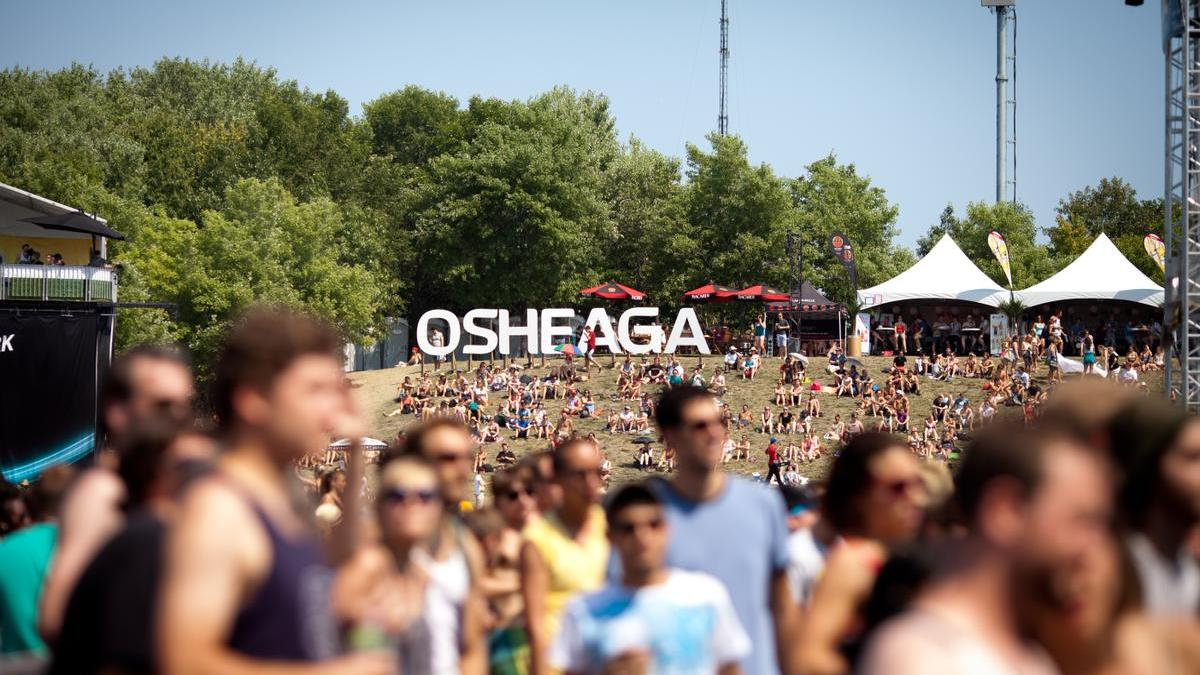 Osheaga - Evenko