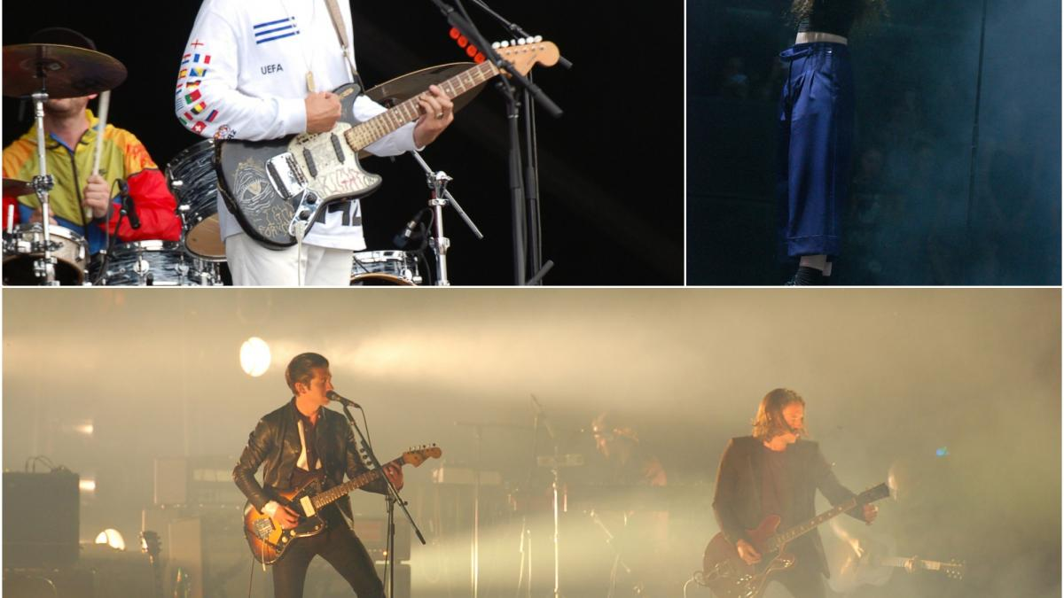 Osheaga 2014 - Arctic Monkeys - Portugal.The Man - Lorde