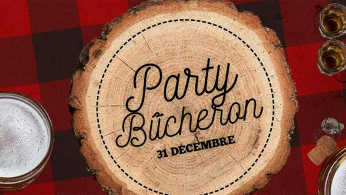 Party de bûcherons «buck open» à La P'tite Grenouille