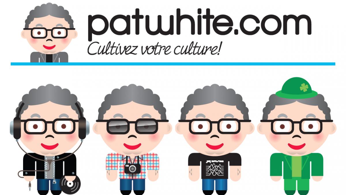 Avatars de Patwhite.com – Conception graphique : Zupton