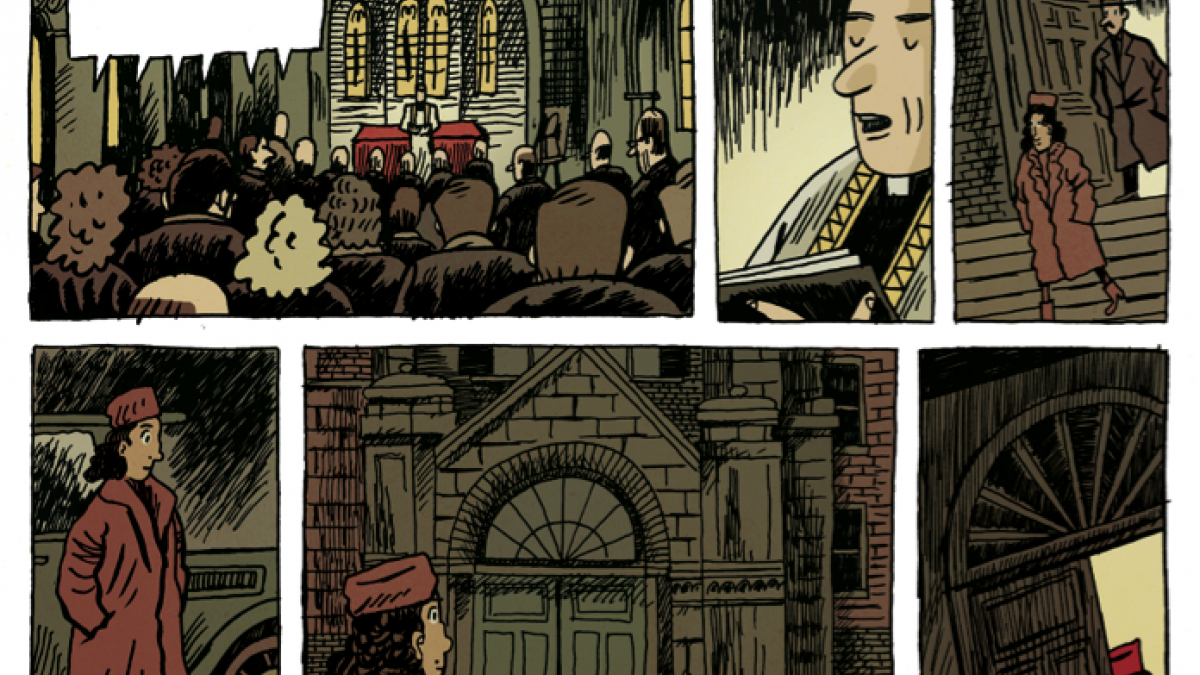 Philippe Girard - La grande noirceur en librairie