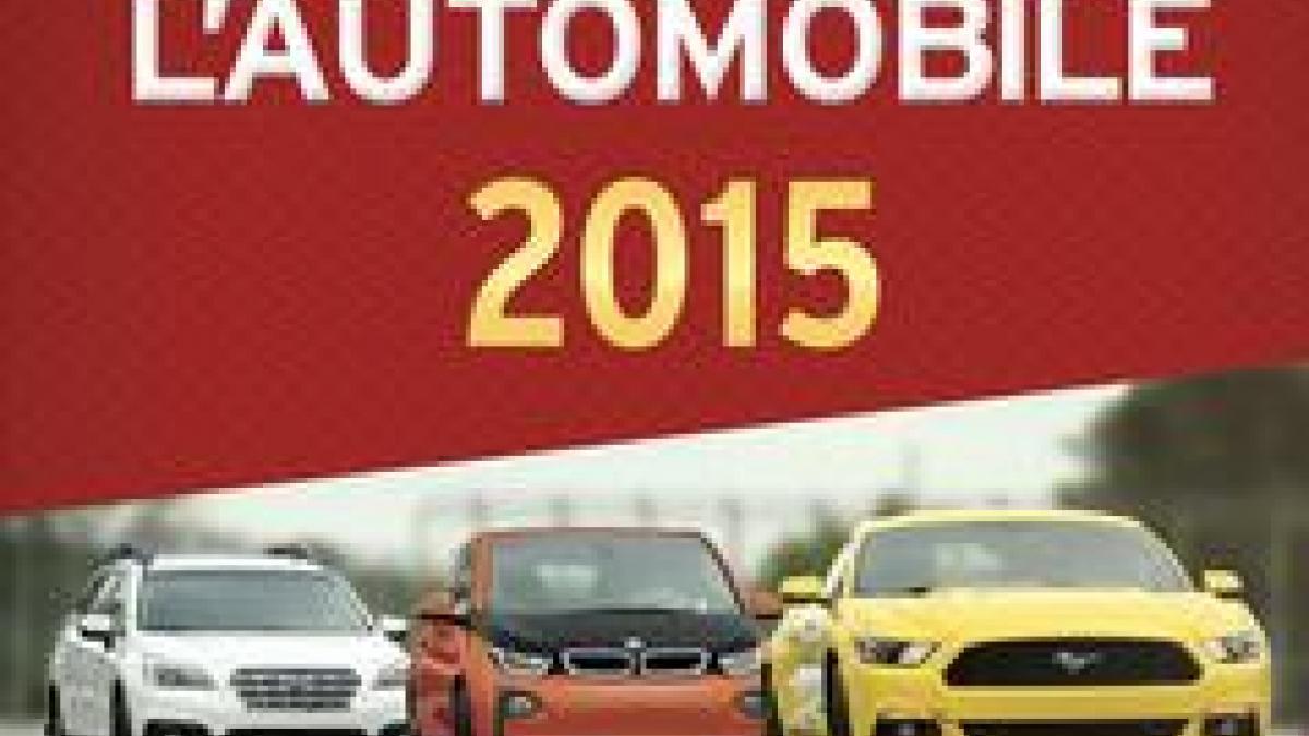 L'Annuel de l'automobile 2015 - Éditions la Presse