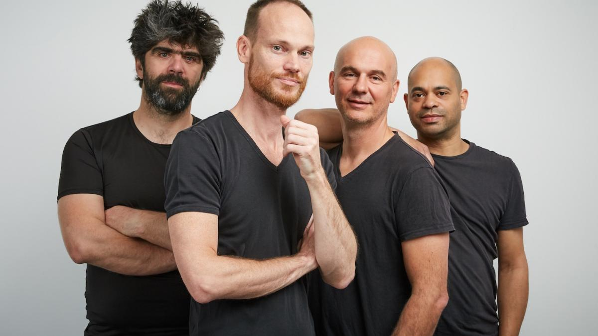 Thomas Grimmonprez Quartet sort l'album Big Wheel le 23/08