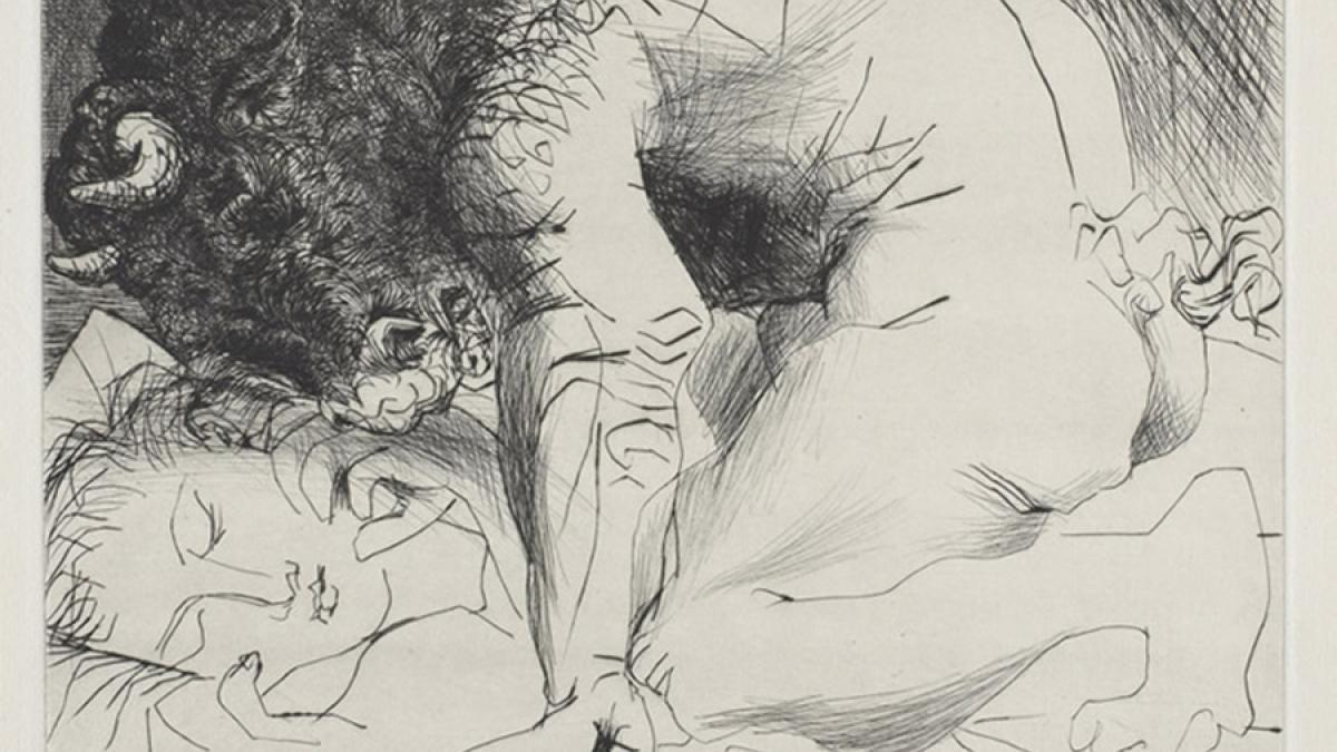 Le Musée des beaux-arts du Canada présente «Picasso : L'homme et la bête»