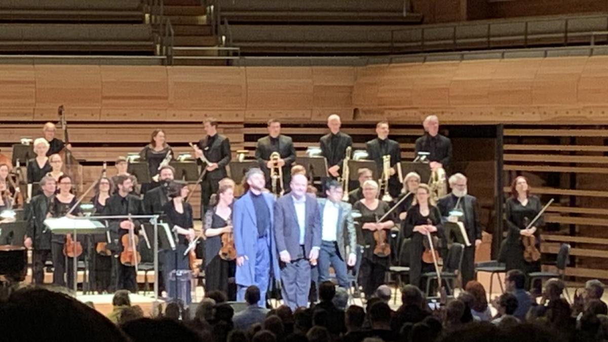 Pierre Lapointe, un beau concert émouvant