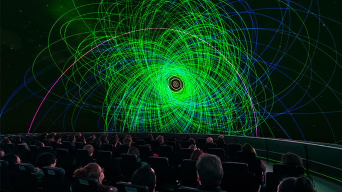 Deux nouveaux spectacles au Planétarium Rio Tinto Alcan