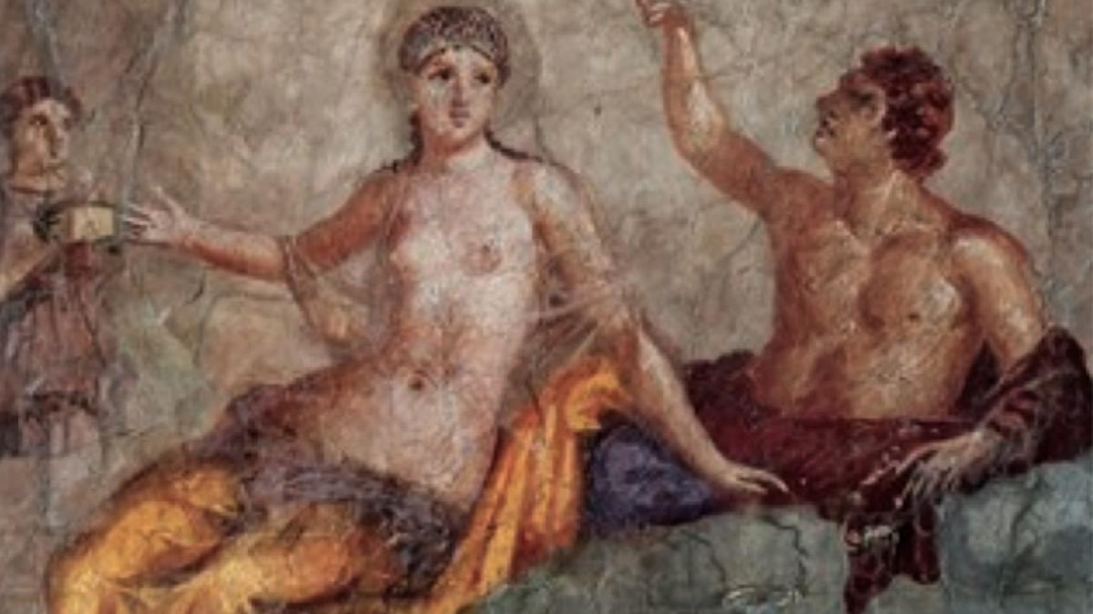 Pompeii au Musée des beaux-arts de Montréal: un joyau bien conservé