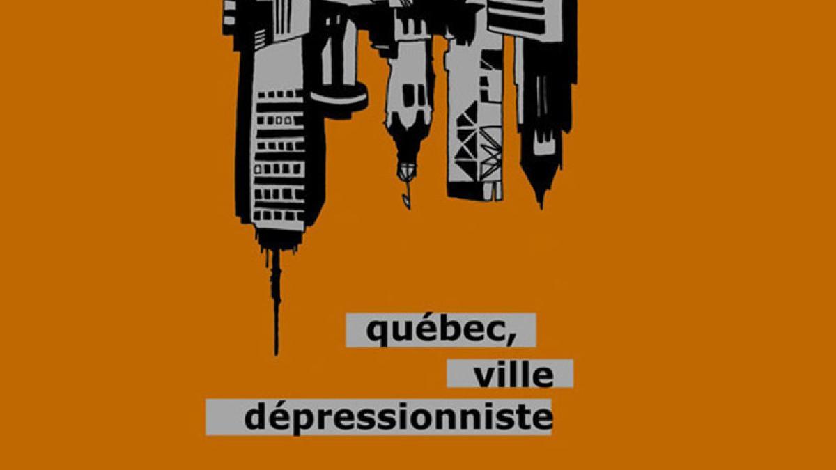 Québec, ville dépressionniste