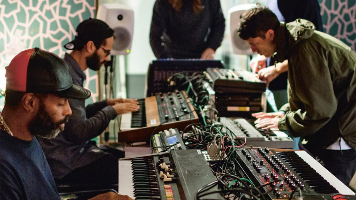 La Red Bull Music Academy retourne à Berlin pour son 20e anniversaire