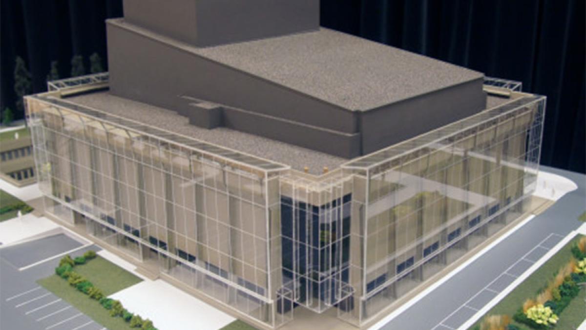 Le projet de réfection de l'enveloppe extérieure du Grand Théâtre de Québec dévoilé