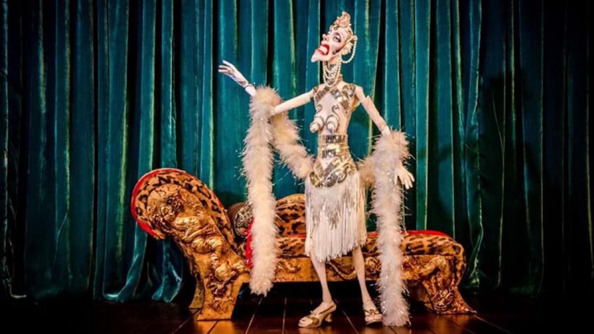 Le Diamant présente «The Daisy Theatre» de Ronnie Burkett