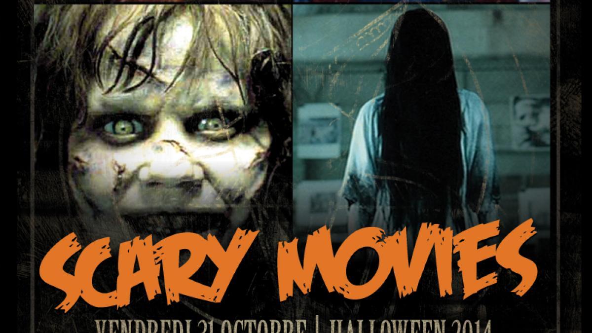 Soirée Scary Movies au bar Rouge