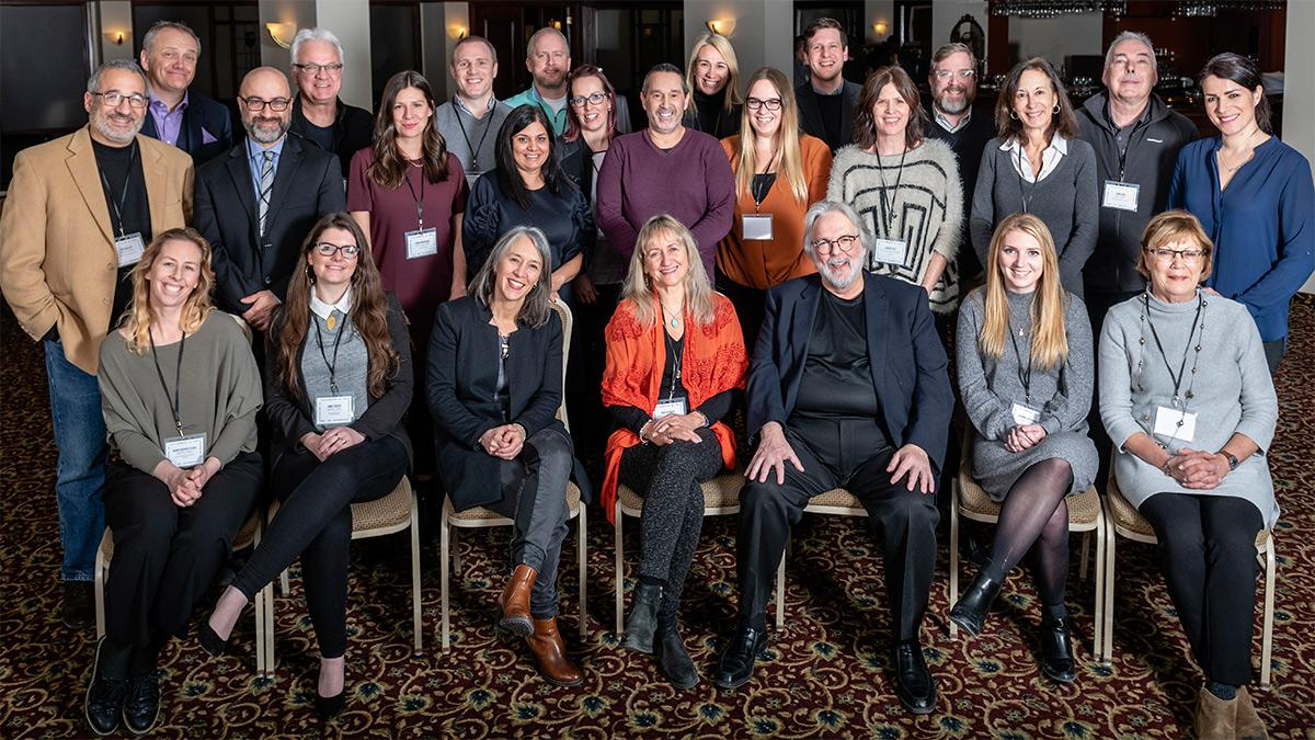 Le premier Sommet canadien des bureaux du cinéma: un franc succès