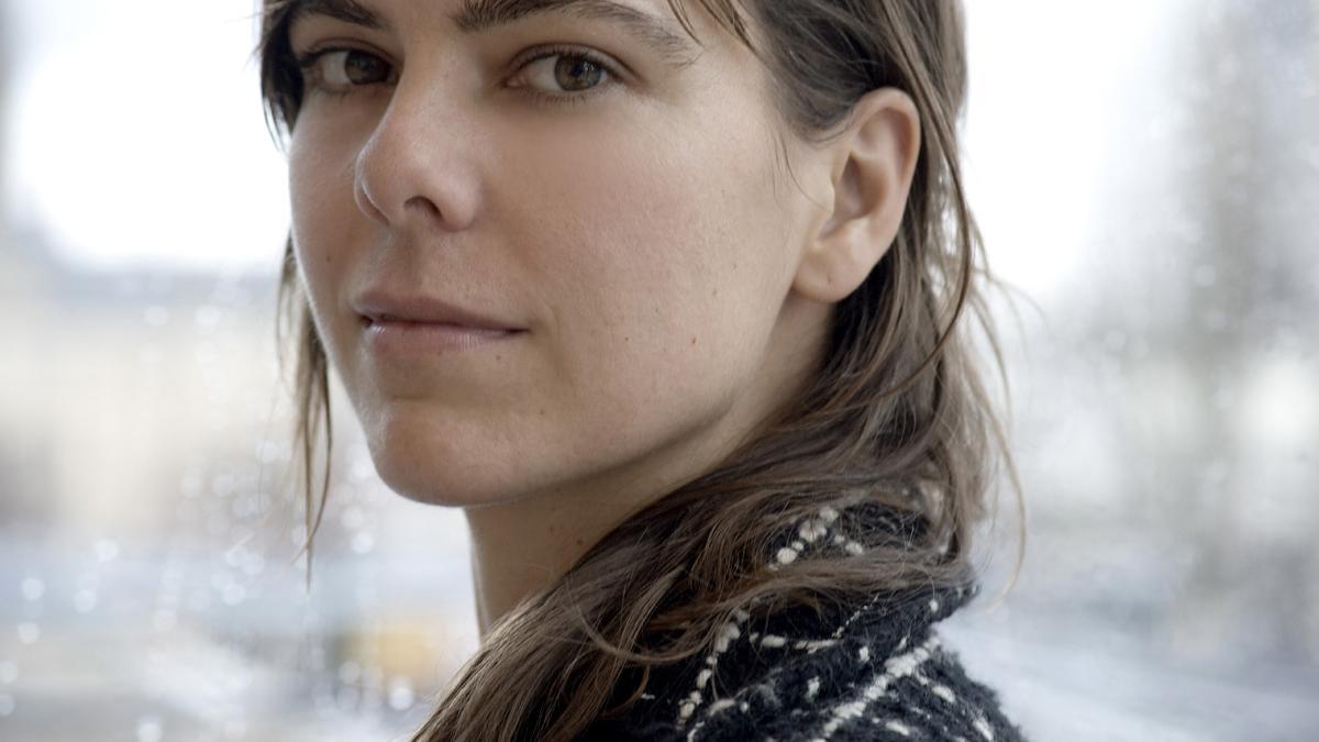 Sophie Deraspe par Nadine Maas